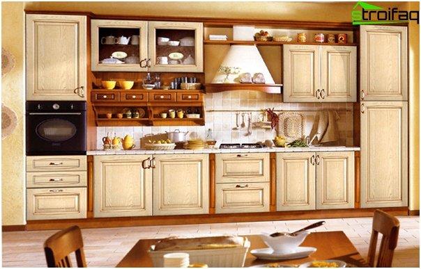 Køkkenmøbler (skabe og skuffer) - 1
