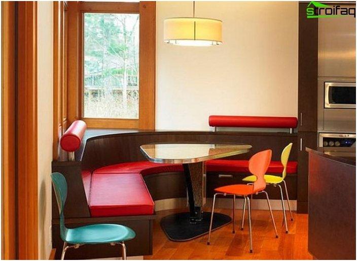 Den originale form af spisebordet - 4