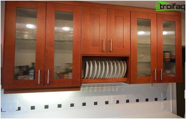 Ikea - 2: n keittiökalusteiden ovet