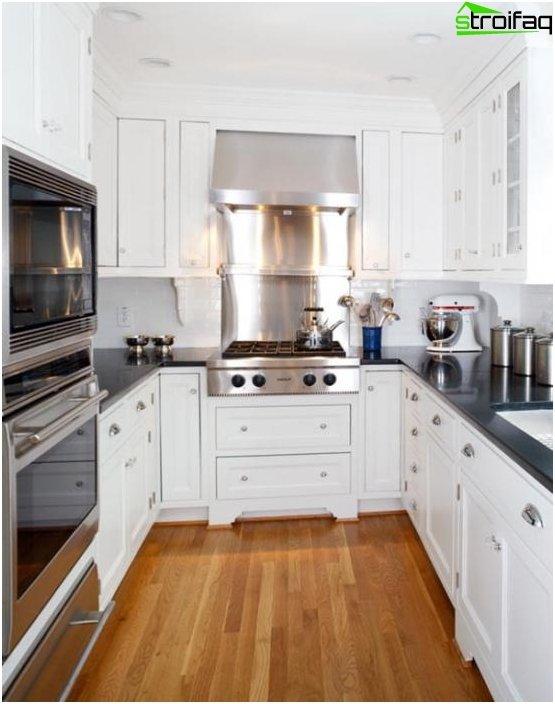 Møbler til et lille køkken - 3