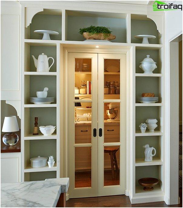 Ikea - 5: n keittiökalusteiden ovet