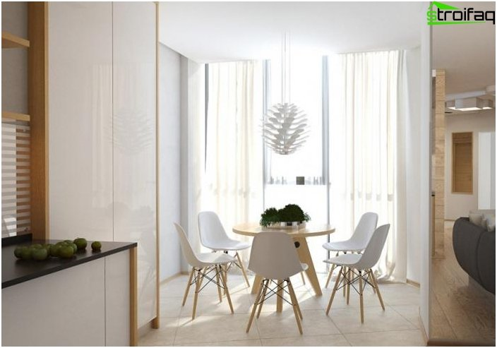 Spisebord til et lille køkken - 2