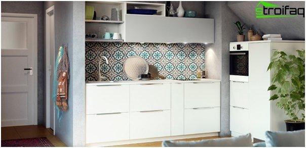 Ikea - 3: n keittiökalusteiden etupaneelit