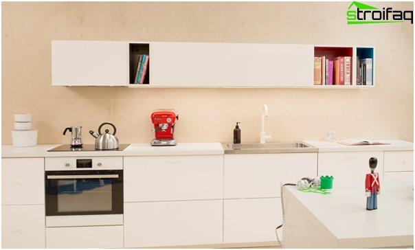 Ikea - 2: n keittiökalusteiden seinäkaapit