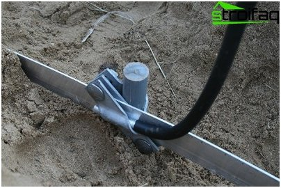 Natural ground electrode - ground