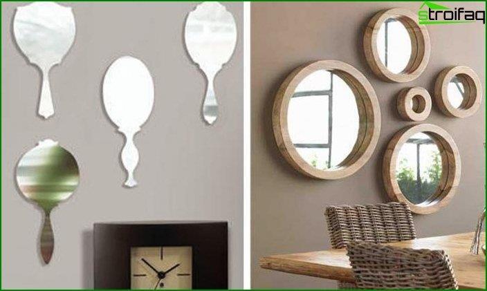 Espejos en el interior 1