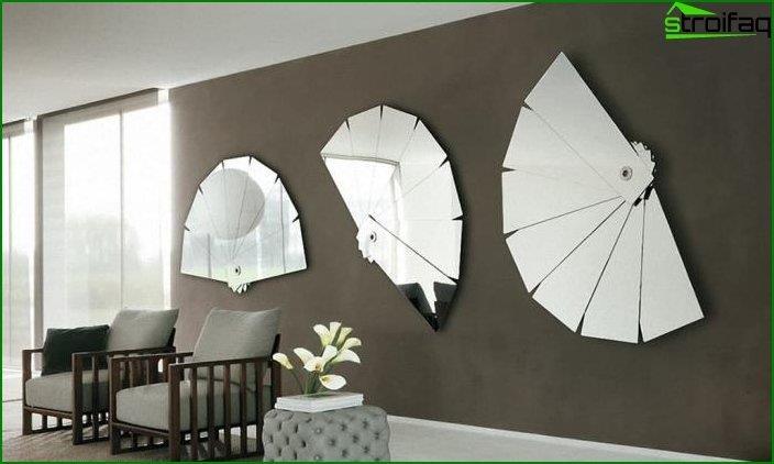 Espejos en el interior 2