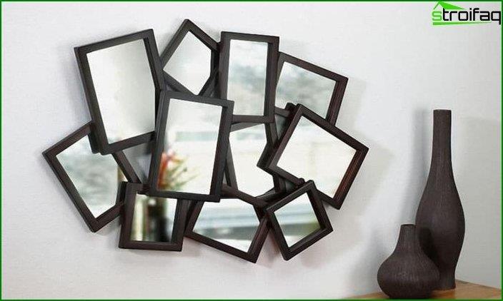 Espejos en el interior 4
