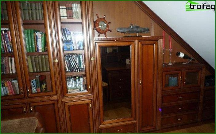 Interior en estilo retro vintage 3