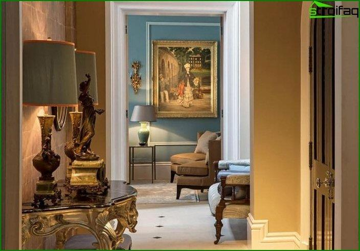Interior de estilo clásico 4