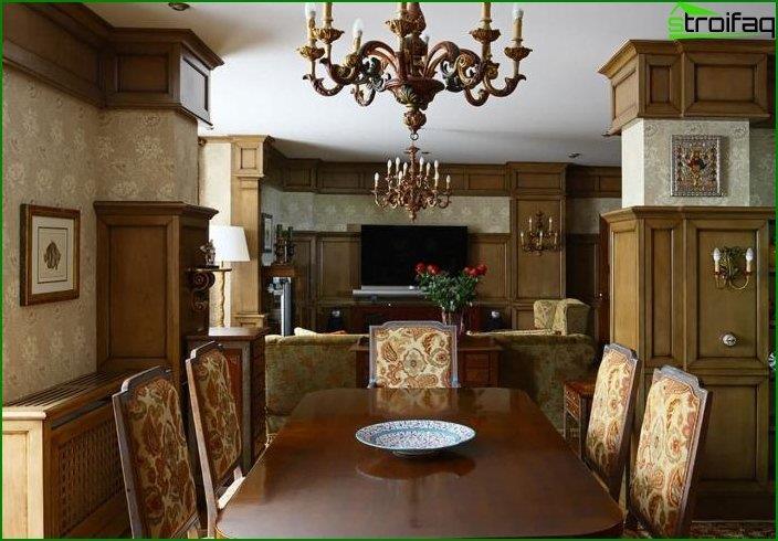 Interior de estilo clásico 6