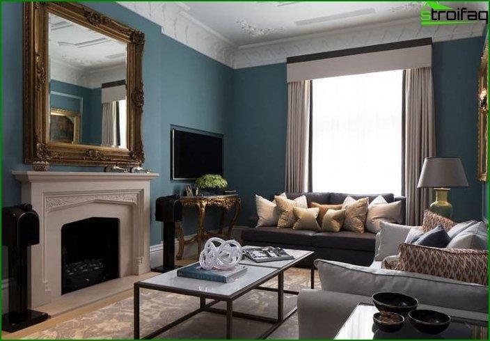 Interior de estilo clásico 9