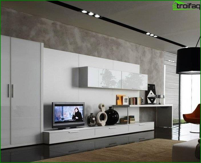 Interior de estilo moderno 8