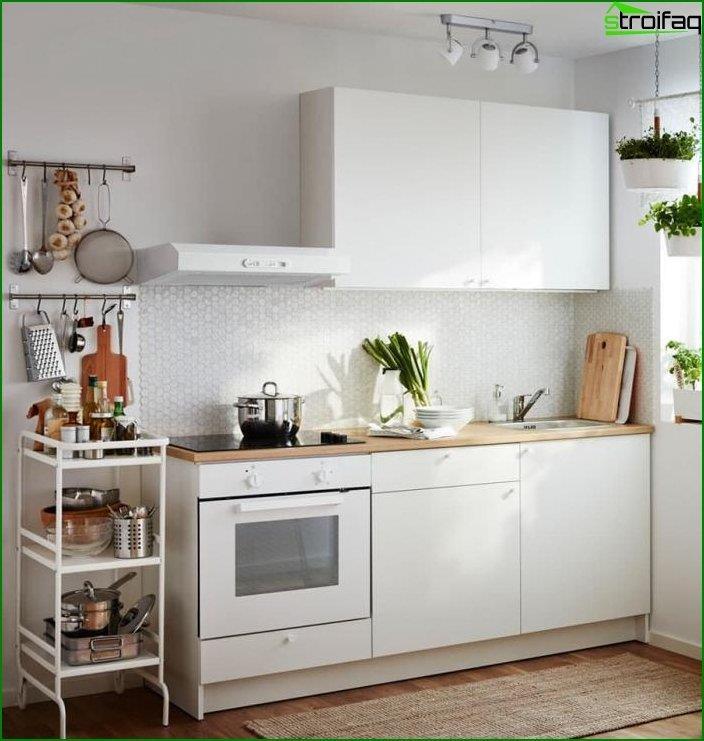 Kitchenette en el interior 3