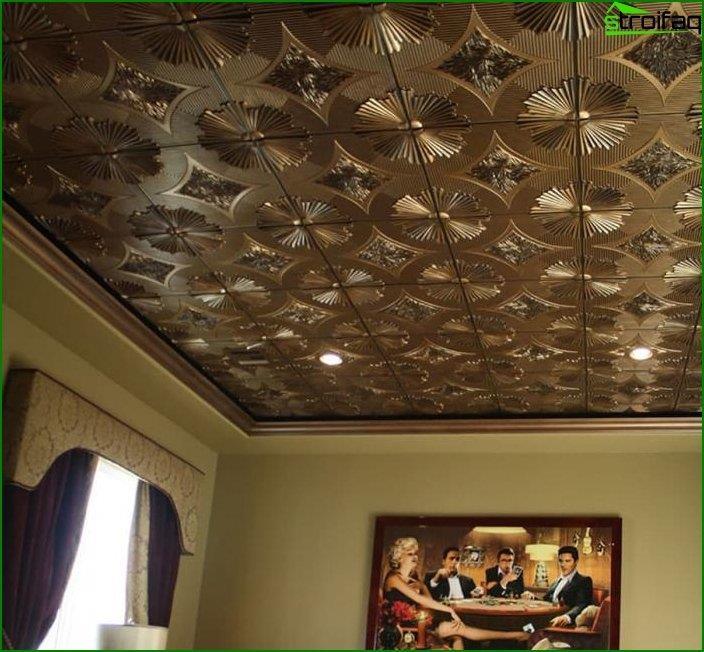 Diseño de techo 6