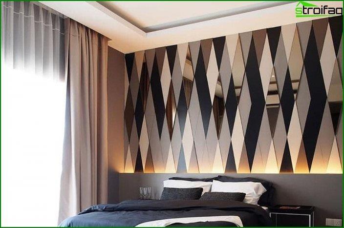 Diseño de paredes en el interior 3
