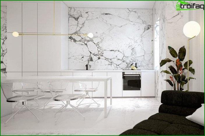 Diseño de paredes en el interior 5
