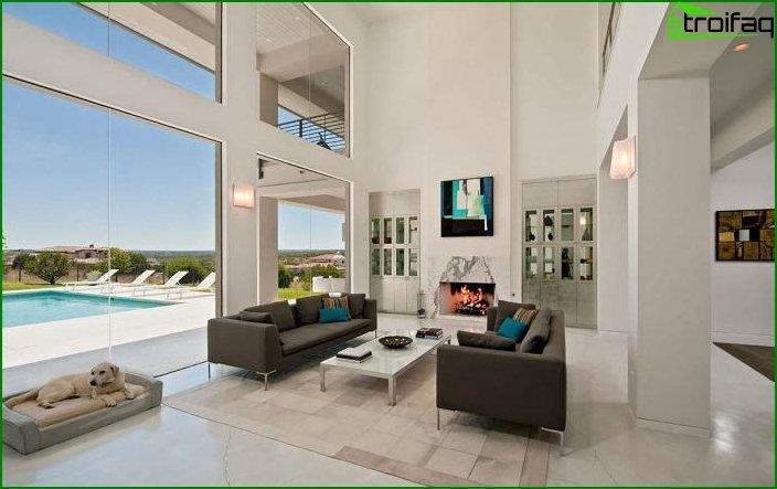 Living Room Design 1