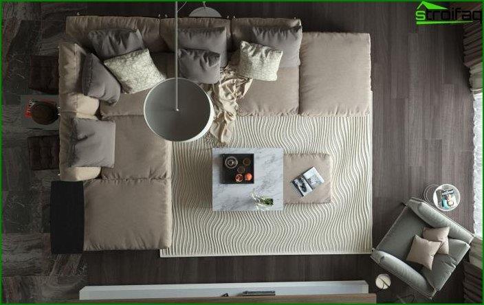 Diseño de sala de estar 3