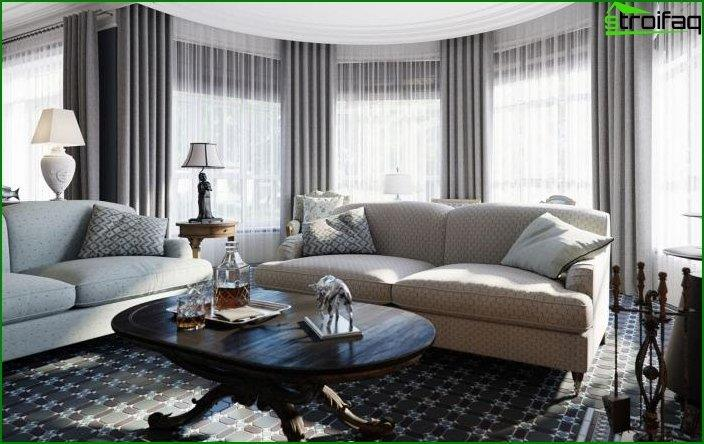 Diseño de sala de estar 6
