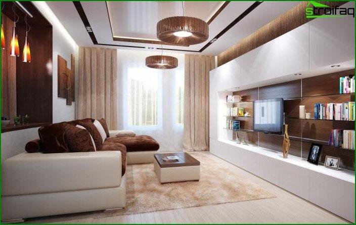 Living Room Design 7