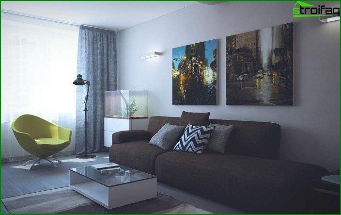 Living Room Design 8