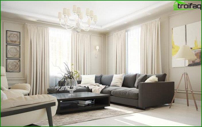 Living Room Design 10