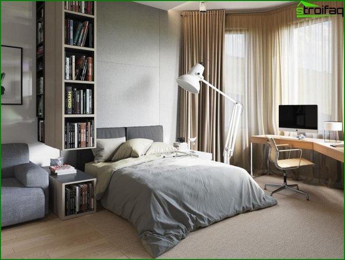 Diseño de dormitorio 4
