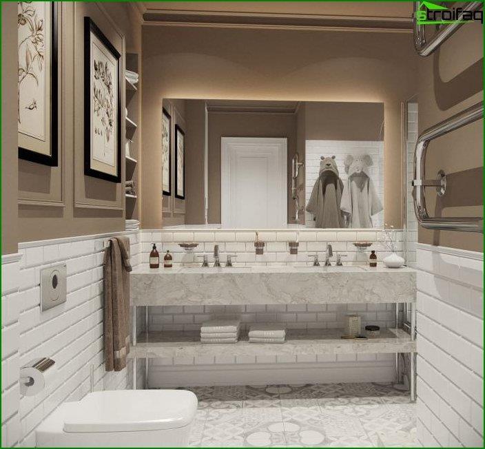 Diseño de baño 4