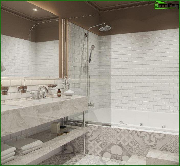 Diseño de baño 5