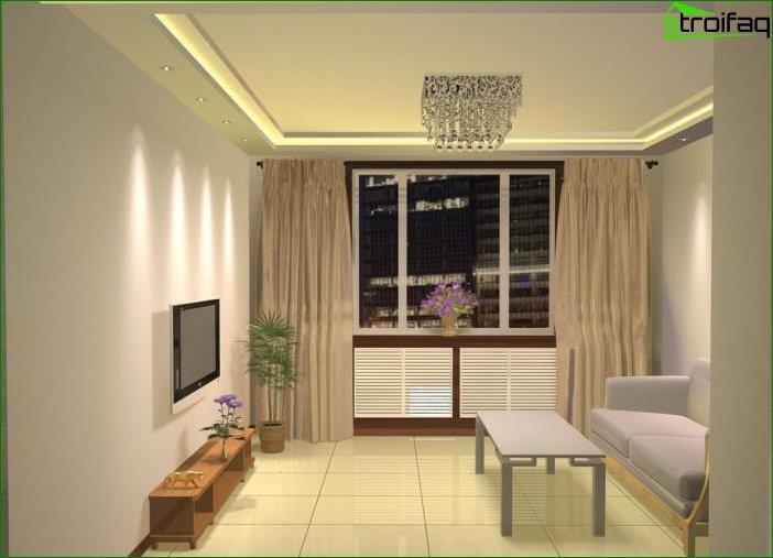 Foto de sala de diseño de interiores
