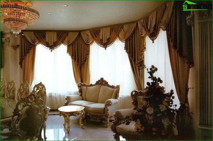 cortinas para el pasillo