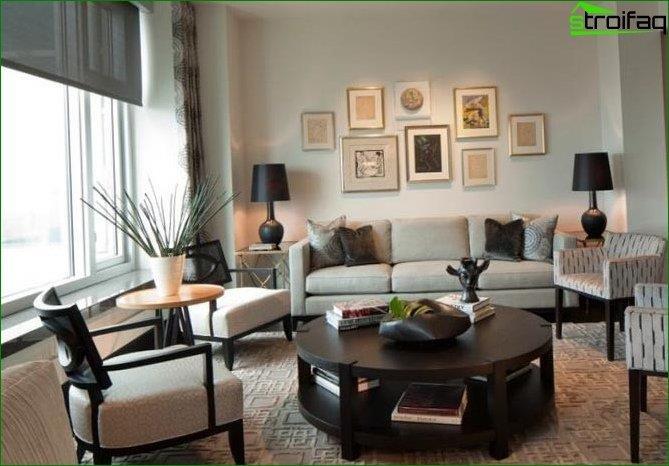 Foto de diseño de sala de estar