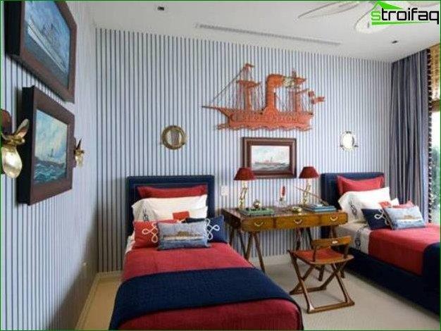 Diseña una habitación para dos niños 1