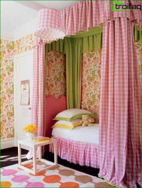 Diseño de una habitación infantil - foto 3