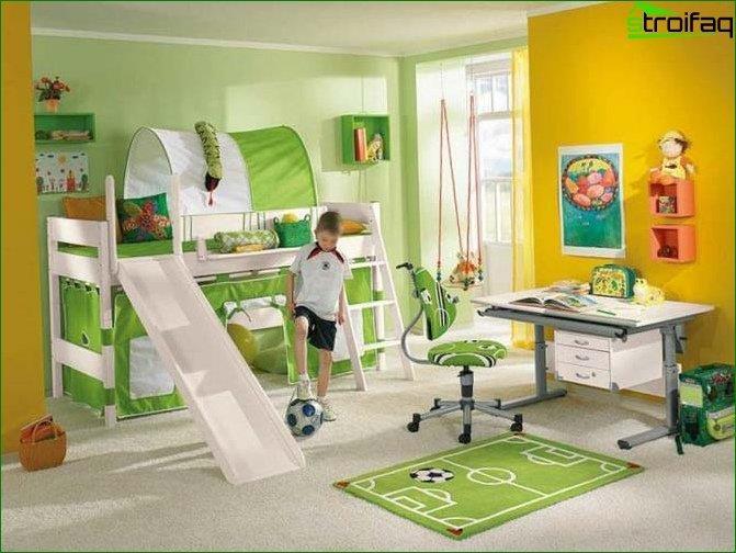 Design options for children