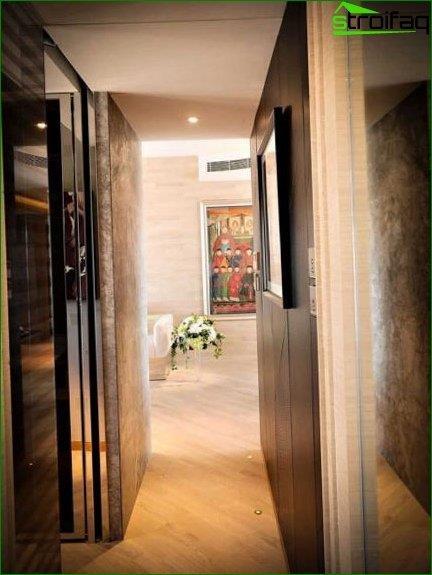 Corridor Design Options