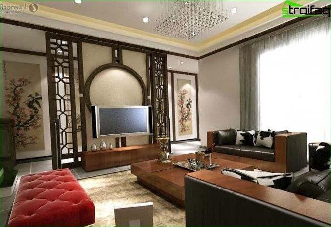 Art Nouveau Room Design