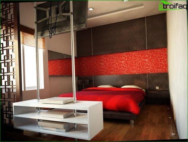 Minimalism style room