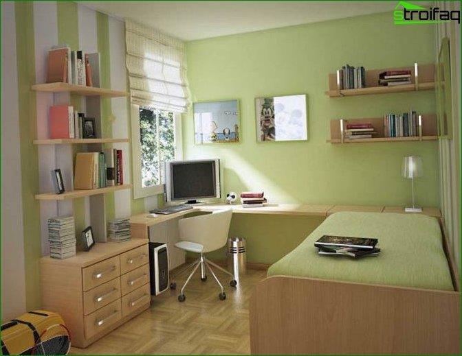 Room 9 sq.m.