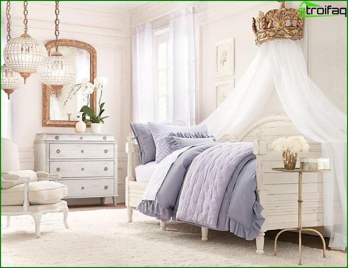 Dormitorio para la chica