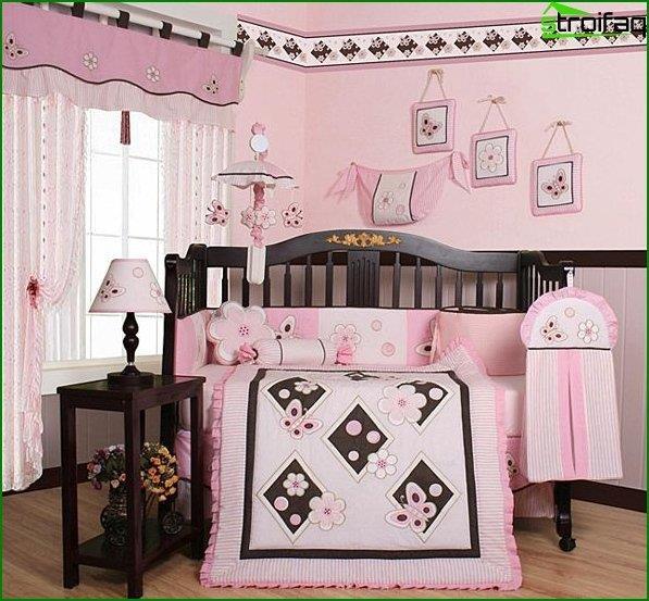 Dormitorio para la niña 5