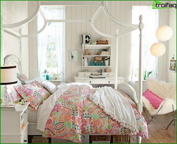 Dormitorio para la niña 6