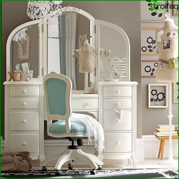 Dormitorio para la niña 7