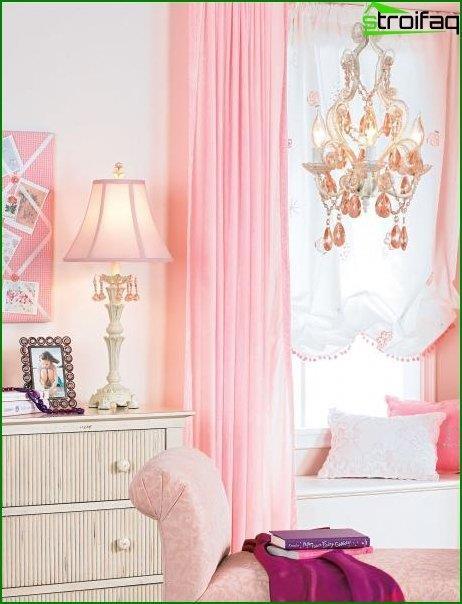 Dormitorio para la niña 8