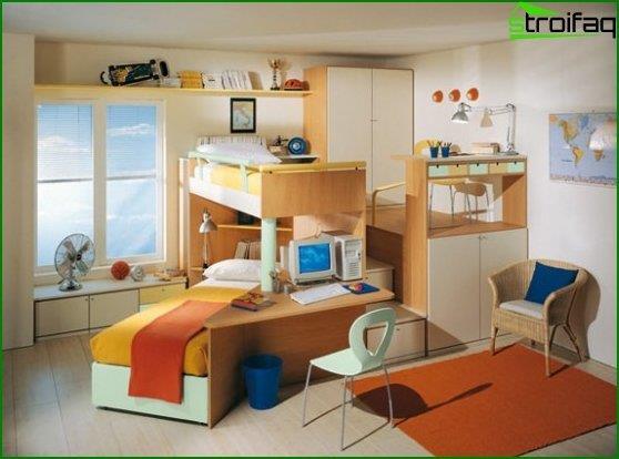 Diseño infantil para niño y niña