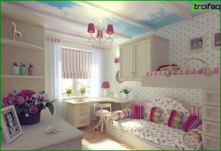 Habitación para una niña - foto 4