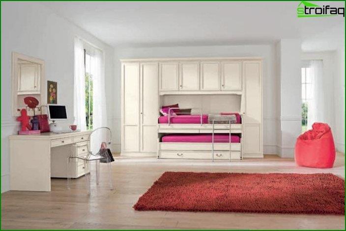 Habitación para una niña - foto 5