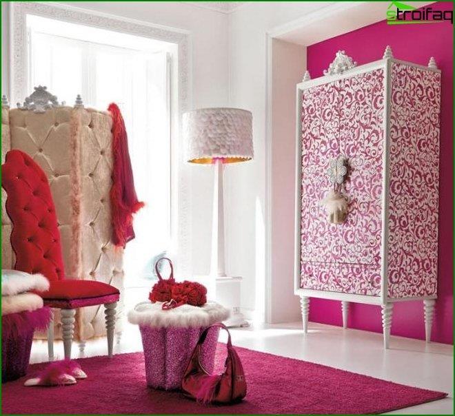 Diseño de una habitación infantil 2