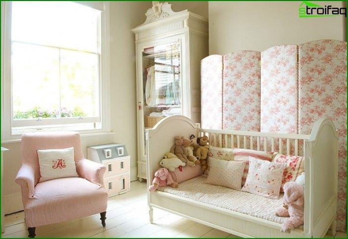Diseño de una habitación infantil 4